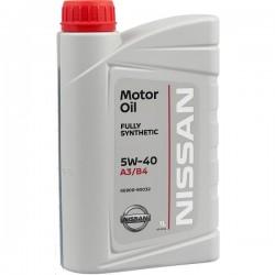 Масло NISSAN 5W40 SM/CF (1л) синт.